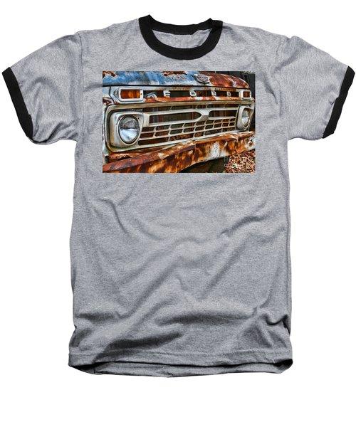 Left To Rust By Diana Sainz Baseball T-Shirt