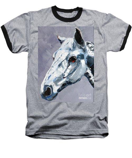 Legend - Sport Horse Baseball T-Shirt