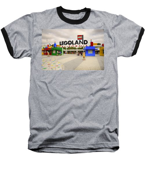 Legoland California Baseball T-Shirt