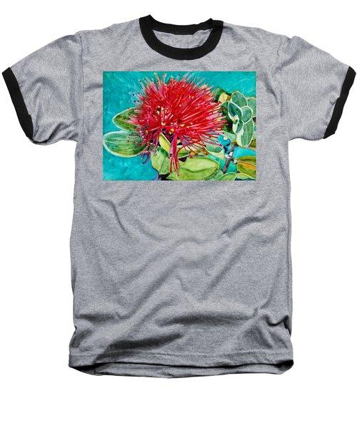 Lehua Blossom Baseball T-Shirt