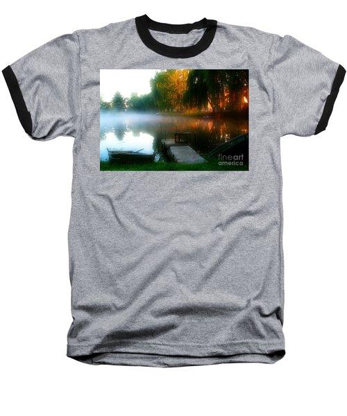 Leidy Lake Campground Baseball T-Shirt