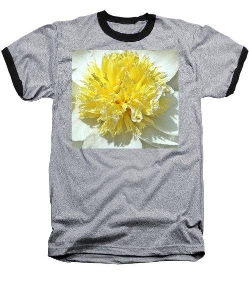 Baseball T-Shirt featuring the photograph Lemon Drop by Lilliana Mendez