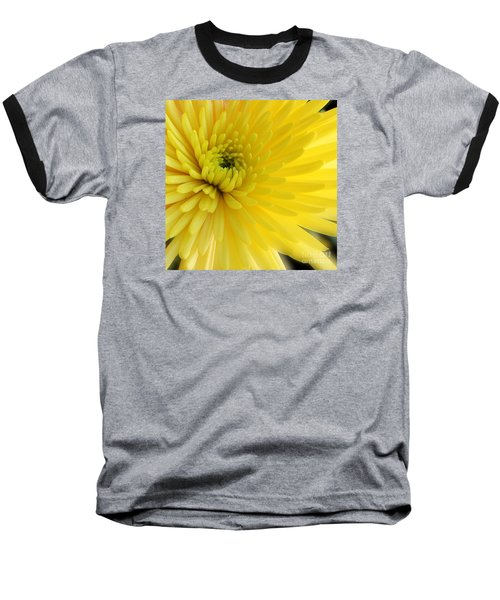 Lemon Mum Baseball T-Shirt by The Art of Alice Terrill