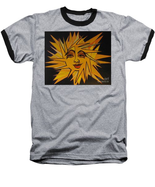 Lenny - Here Comes The Suns Baseball T-Shirt