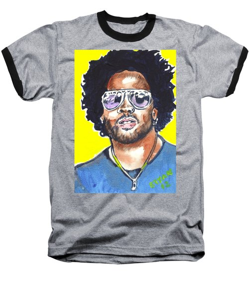 Lenny Kravitz Baseball T-Shirt