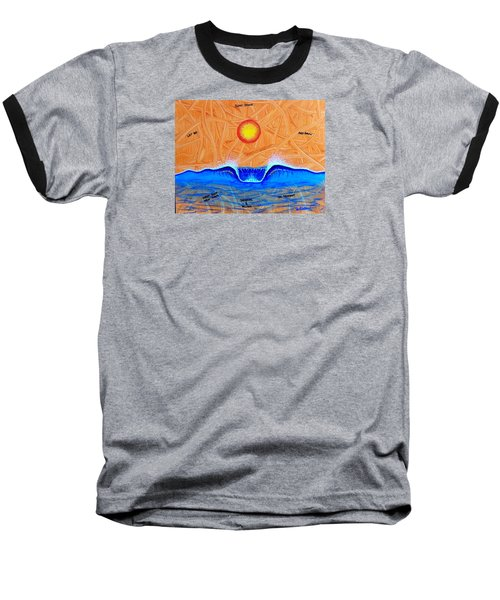 Let Go And Grow Baseball T-Shirt