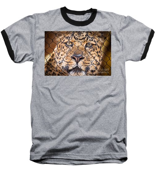 Let Me Out Baseball T-Shirt
