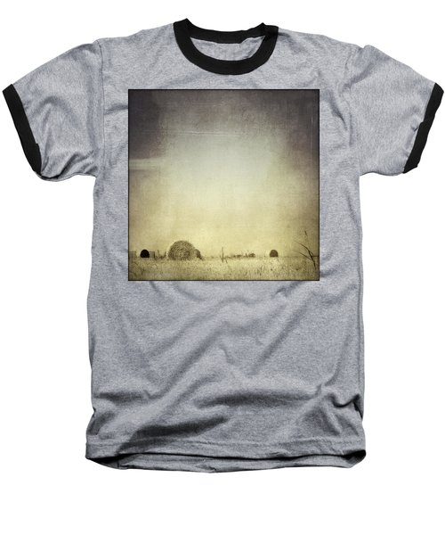 Let The Rain Come Down Baseball T-Shirt by Trish Mistric