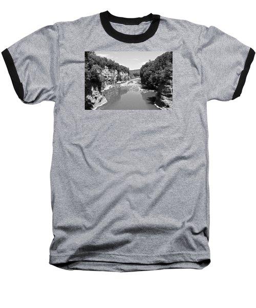 Letchworth State Park Baseball T-Shirt