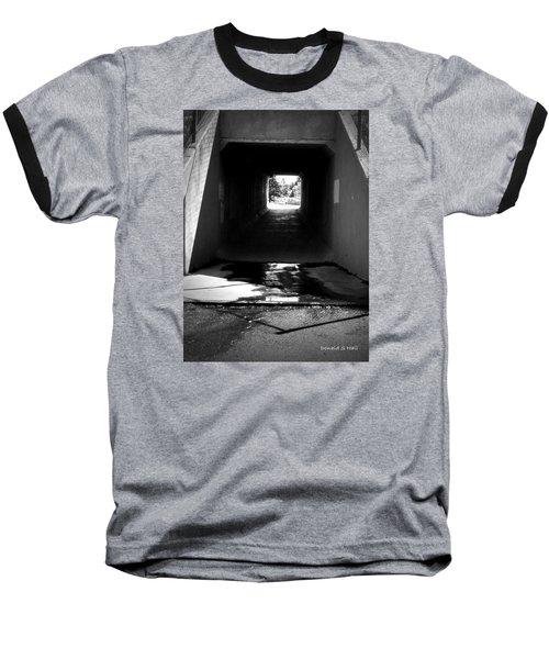 Lethbridge Underpass Baseball T-Shirt