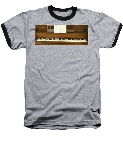 Let's All Sing Together Baseball T-Shirt