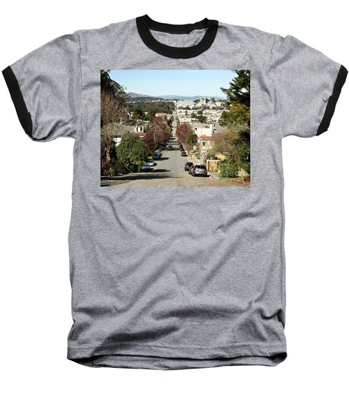 Baseball T-Shirt featuring the photograph Let's Take It From The Top by Carol Lynn Coronios