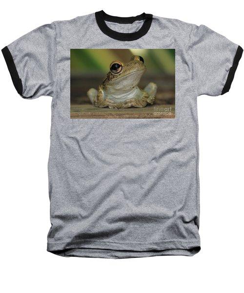 Let's Talk - Cuban Treefrog Baseball T-Shirt