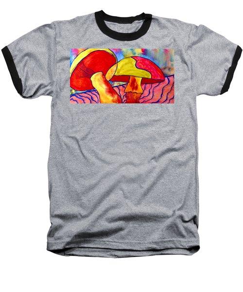 Letting My Freak Flag Fly Baseball T-Shirt