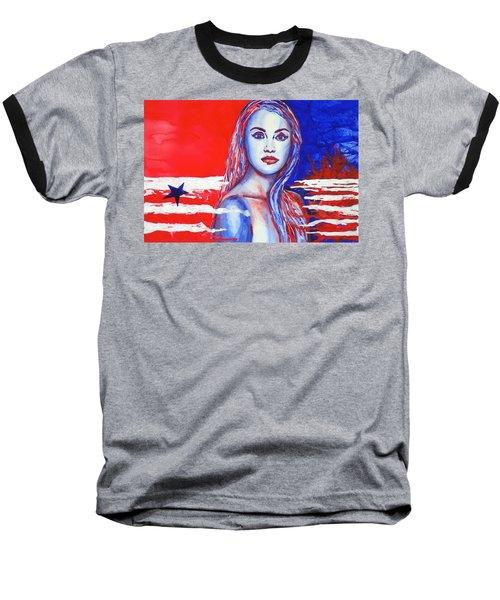 Liberty American Girl Baseball T-Shirt