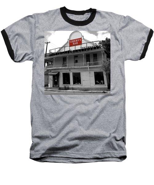 Liberty Bar  Baseball T-Shirt