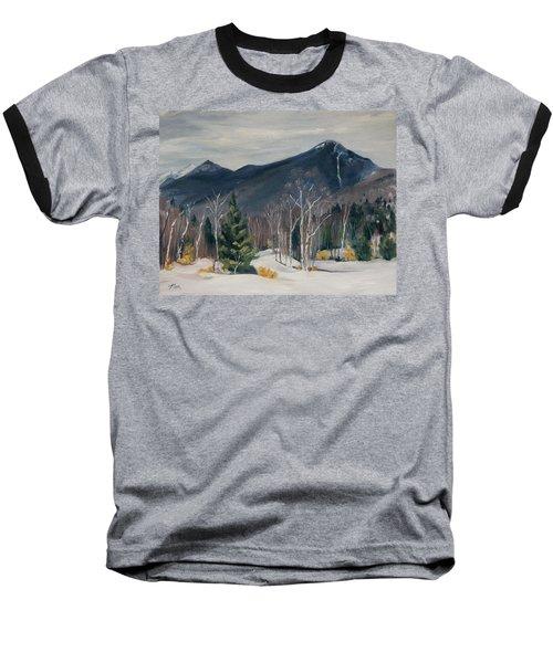 Liberty In Franconia Range Baseball T-Shirt