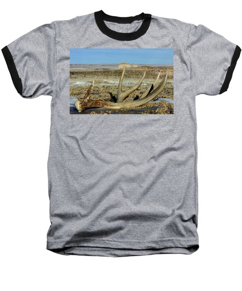 Life Above The Buttes Baseball T-Shirt