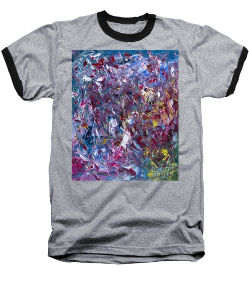 A Thousand And One Paintings Baseball T-Shirt