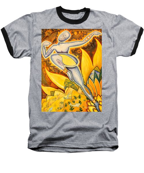 Life Is A Pure Flame Baseball T-Shirt