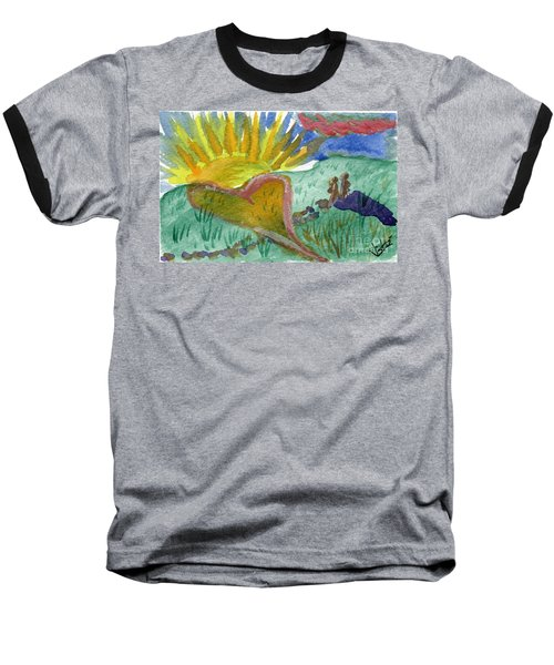 Life Will Find A Way Baseball T-Shirt