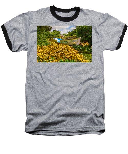 Lifeboat Baseball T-Shirt