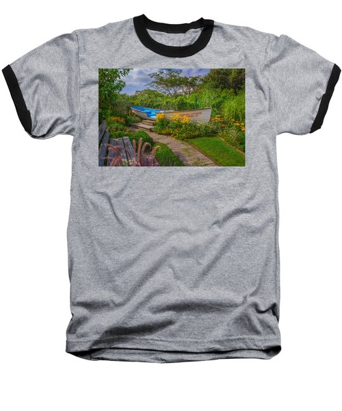 Lifeboat Seating Baseball T-Shirt