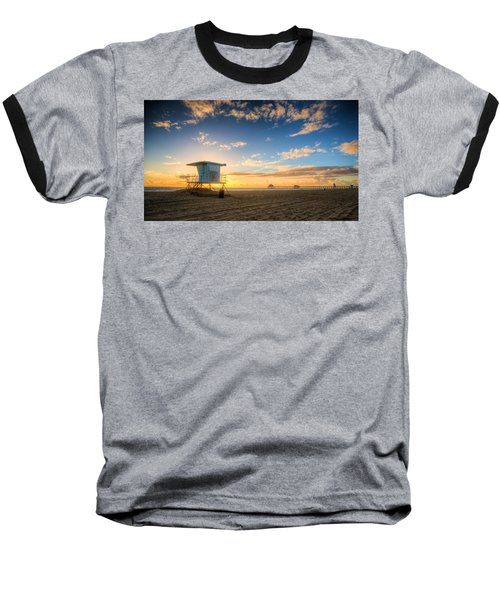 Lifeguard Off Duty Baseball T-Shirt