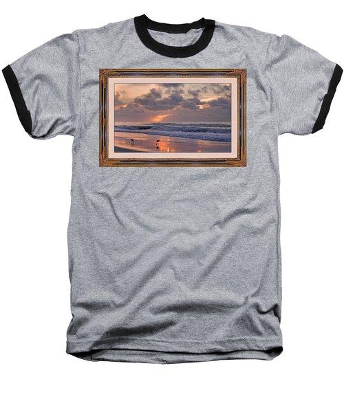 Lifetime Love Baseball T-Shirt by Betsy Knapp