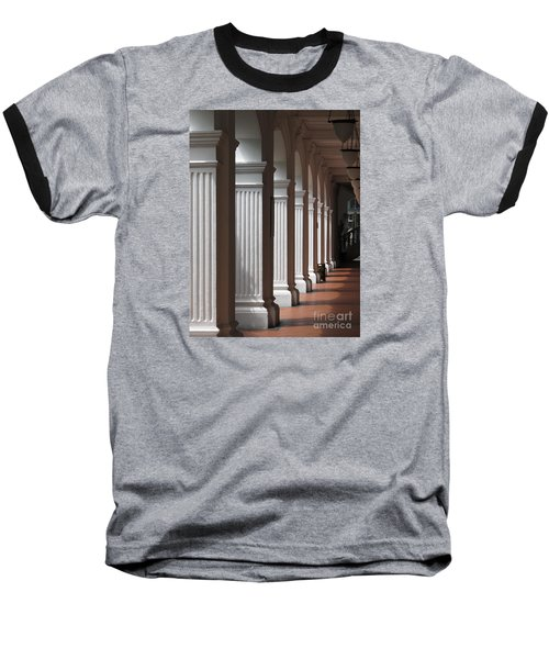 Light And Shadows Baseball T-Shirt