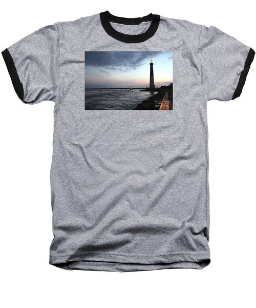 Light At Dawn Baseball T-Shirt by David Jackson