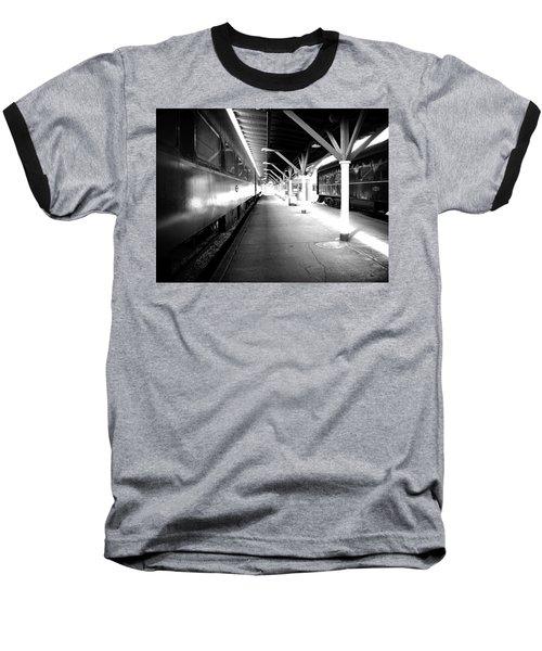 Baseball T-Shirt featuring the photograph Light by Faith Williams