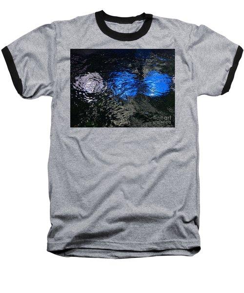 Light From Below Baseball T-Shirt