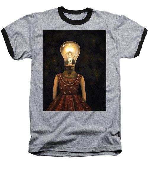 Light Headed Baseball T-Shirt