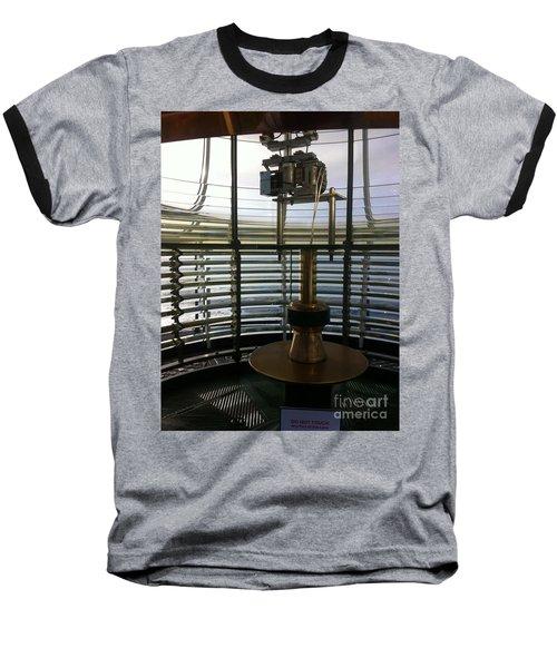 Light House Lamp Baseball T-Shirt by Susan Garren