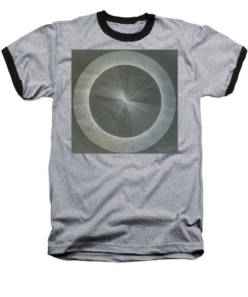 Light Is Pi  The Shape Of Pi Baseball T-Shirt