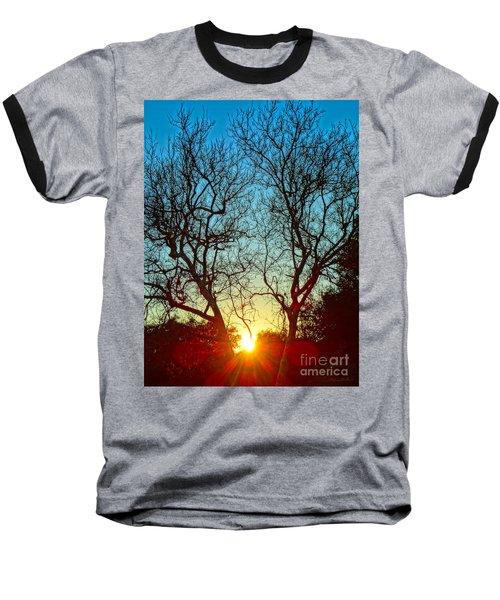 Light Sanctuary Baseball T-Shirt by Gem S Visionary