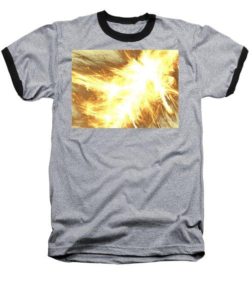 Baseball T-Shirt featuring the digital art Light Spark by Kim Sy Ok