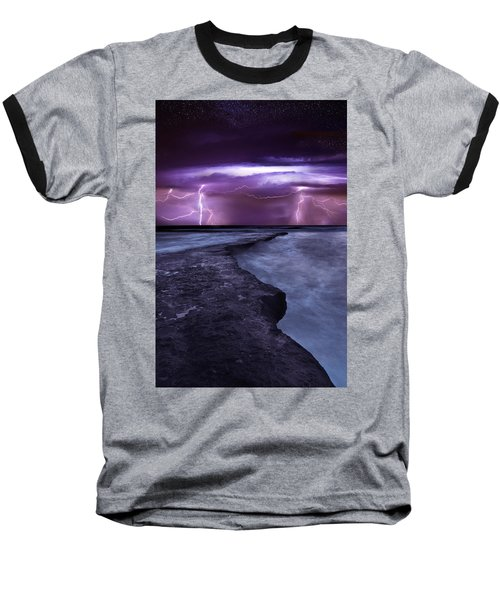 Light Symphony Baseball T-Shirt