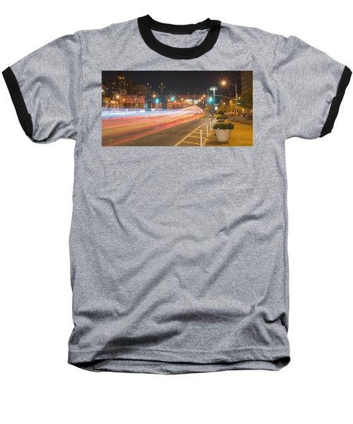 Light Traffic Baseball T-Shirt