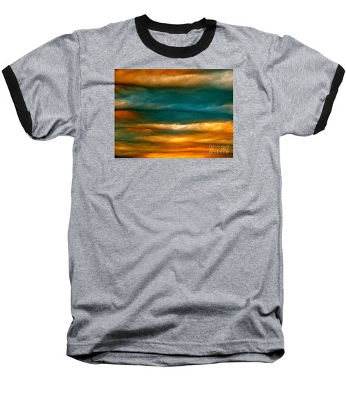 Baseball T-Shirt featuring the photograph Light Upon Darkness by Joy Hardee