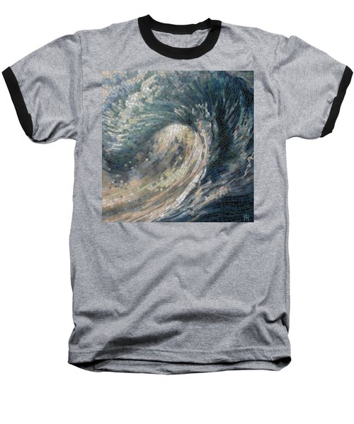 Light Wave  Baseball T-Shirt