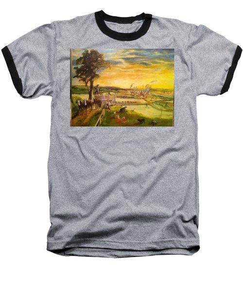 light2 - Shadows Baseball T-Shirt