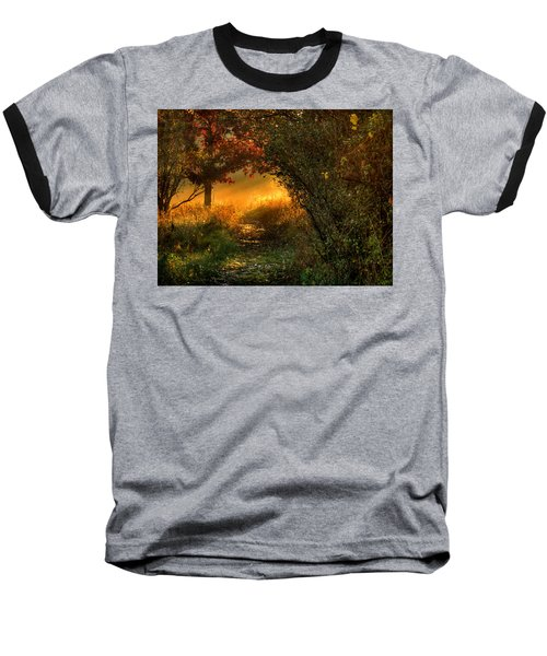 Lighted Path Baseball T-Shirt