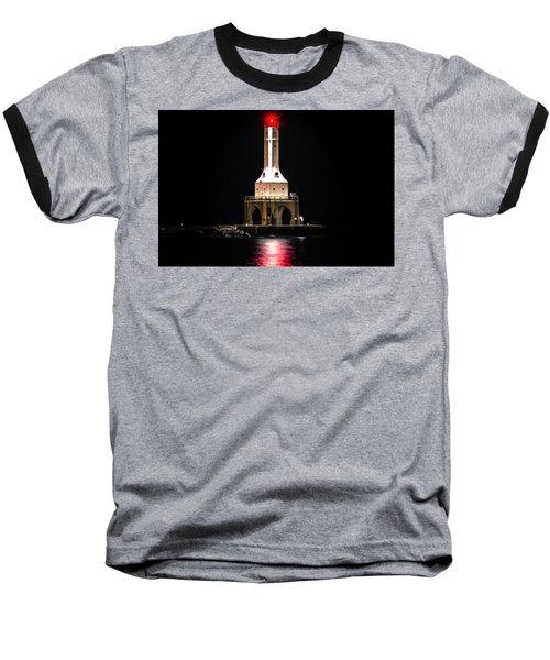Lighthouse Ghosts Baseball T-Shirt