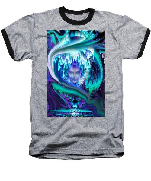 Lightning In A Jar Baseball T-Shirt