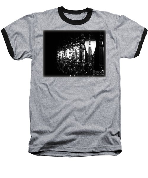 Baseball T-Shirt featuring the photograph Lightwork by Clare Bevan