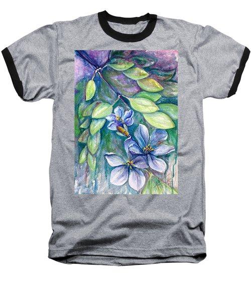 Lignum Vitae Baseball T-Shirt