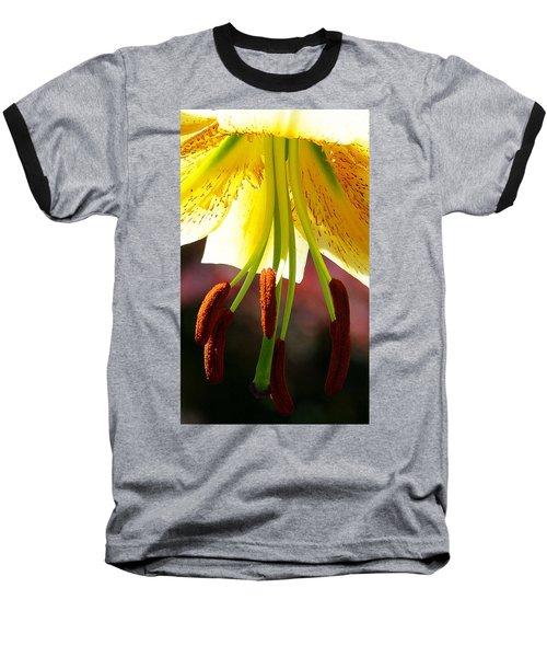 Lily Chandelier Baseball T-Shirt