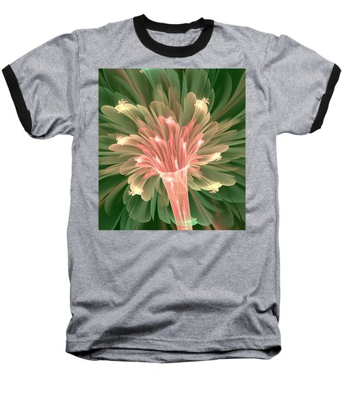 Lily In Bloom Baseball T-Shirt